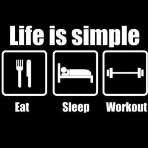 Тренировка vs Добрият сън