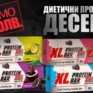 Диетични протеинови десерти