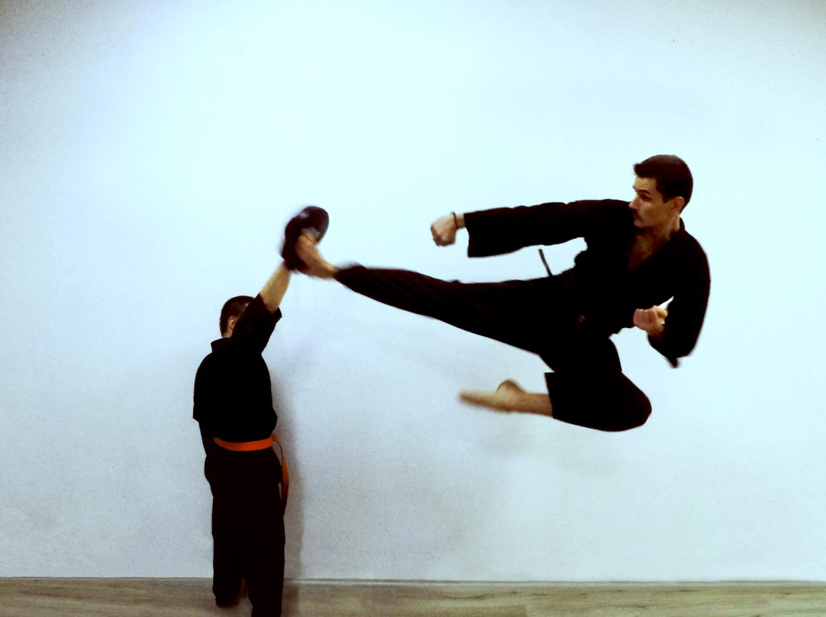 Freestyle power training and self defence